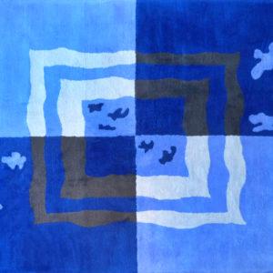 Kamexko Product Kilim rectangle carpet living room children room Den + Nosht
