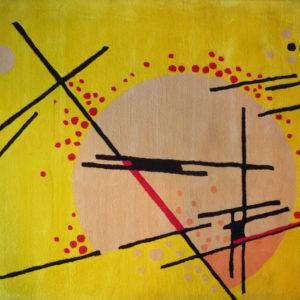 Kamexko Product Kilim rectangle hand tufting carpet living room children room Kill Bill